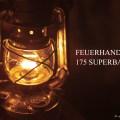 オイルランタン【FEUERHAND 175 SUPER BABY 】セルフ父の日プレゼントに癒される
