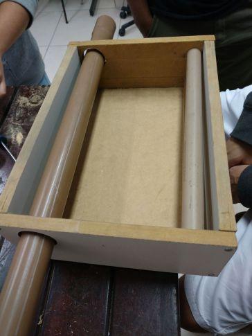 Montagem da caixa (figura2)