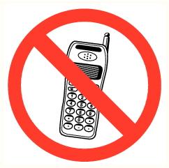 GSM interdit