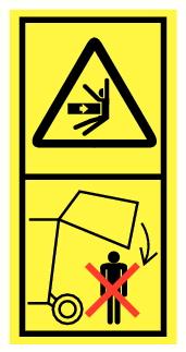 Danger choc latéral