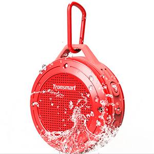 Altavoz Bluetooth resistente al agua Tronsmart sólo 12,8€