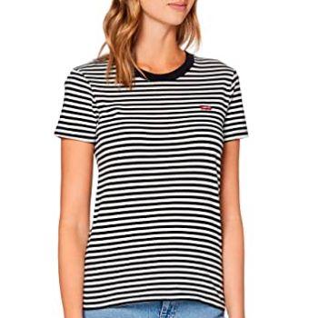 Camisetas Levi's de mujer en Amazon