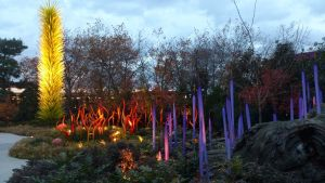 Chihuly museo cristal