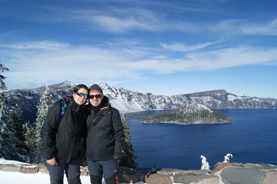 Día especial en Crater Lake