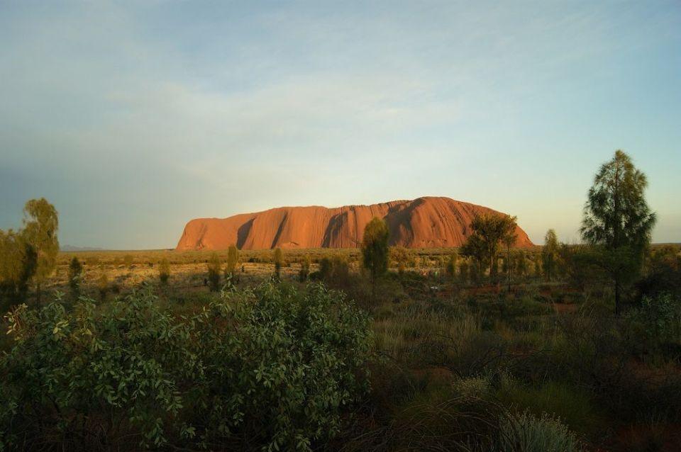 Uluru-Ayers Rock