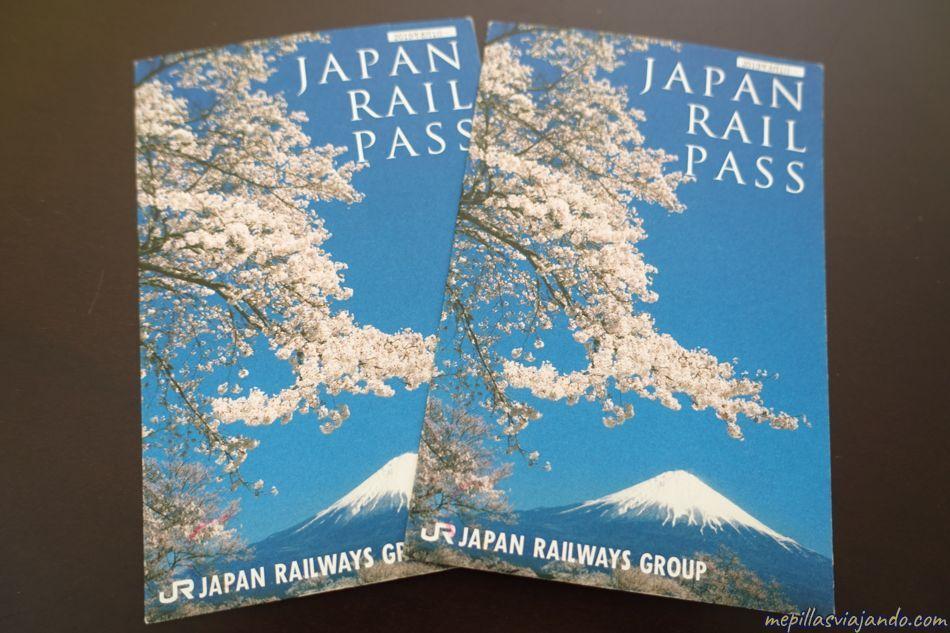 Viaje a Japón, JR Pass