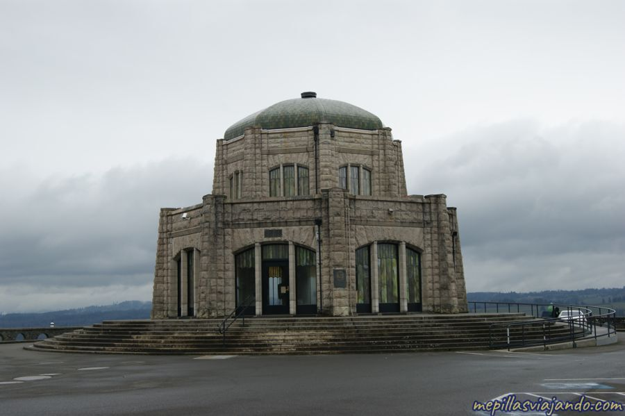 Vista House Point