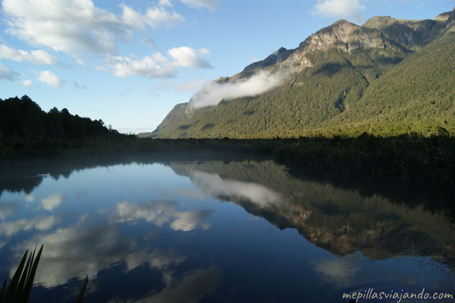 Milford Road, Mirror Lakes
