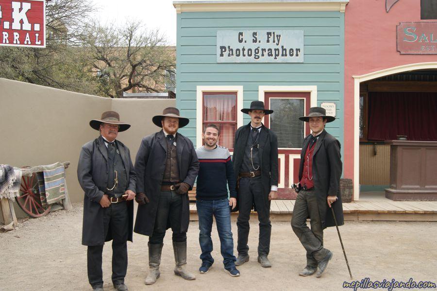 Tombstone, O.K.Corral