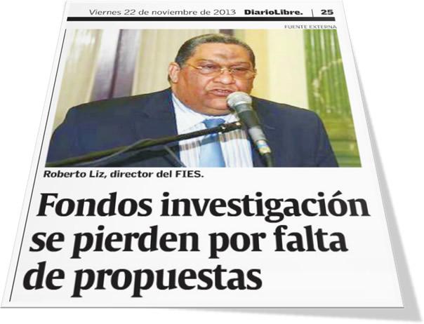 Publicación en Diario Libre