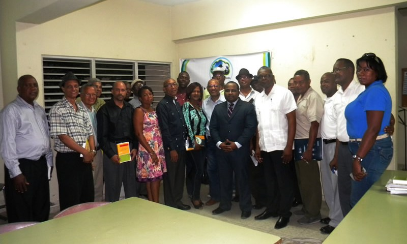 Representantes ASFL Haina