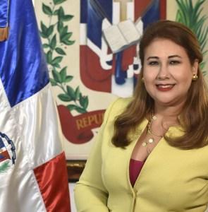 Vielka Polanco Morales, Directora Ejecutiva del Centro Nacional de Fomento y Promoción de las Asociaciones sin Fines de Lucro