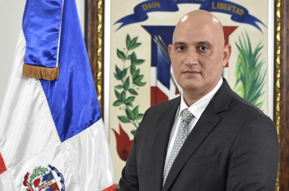 Viceministro Pavel Isa Contreras