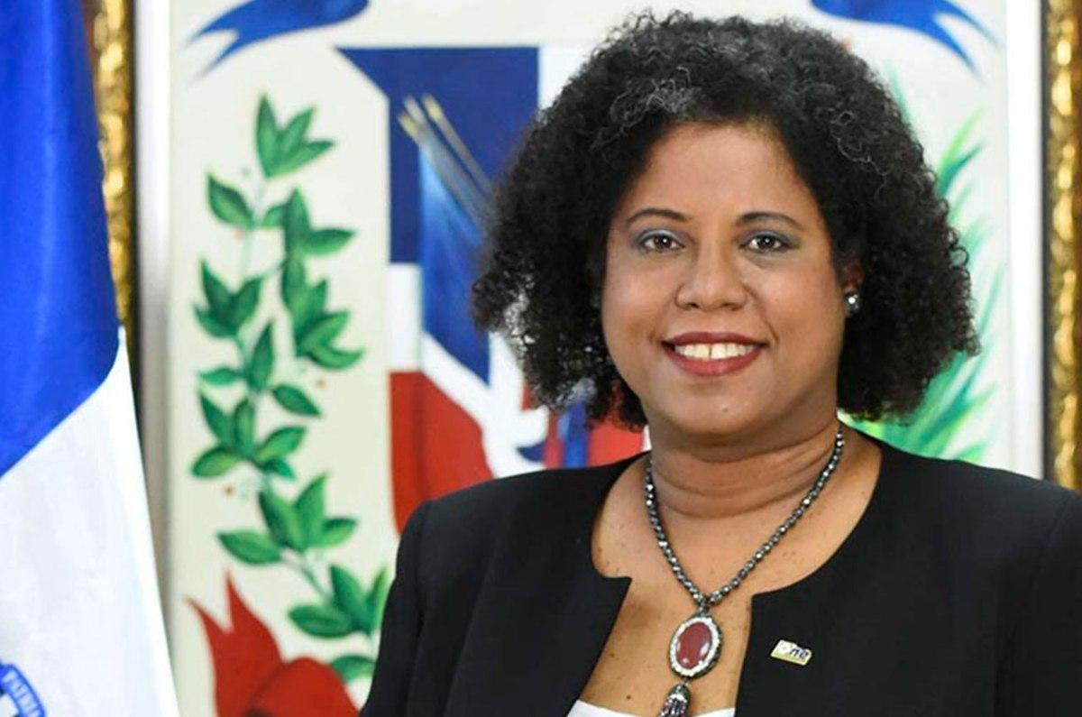 Miosotis Rivas Peña, directora de la Oficina Nacional de Estadística.