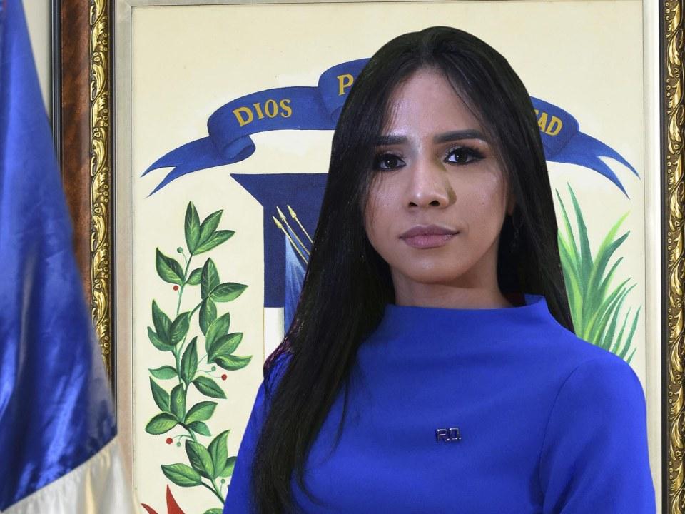 Teresalina Páez Martínez, directora de Inteligencia de Datos, del Ministerio de Economía, Planificación y Desarrollo.