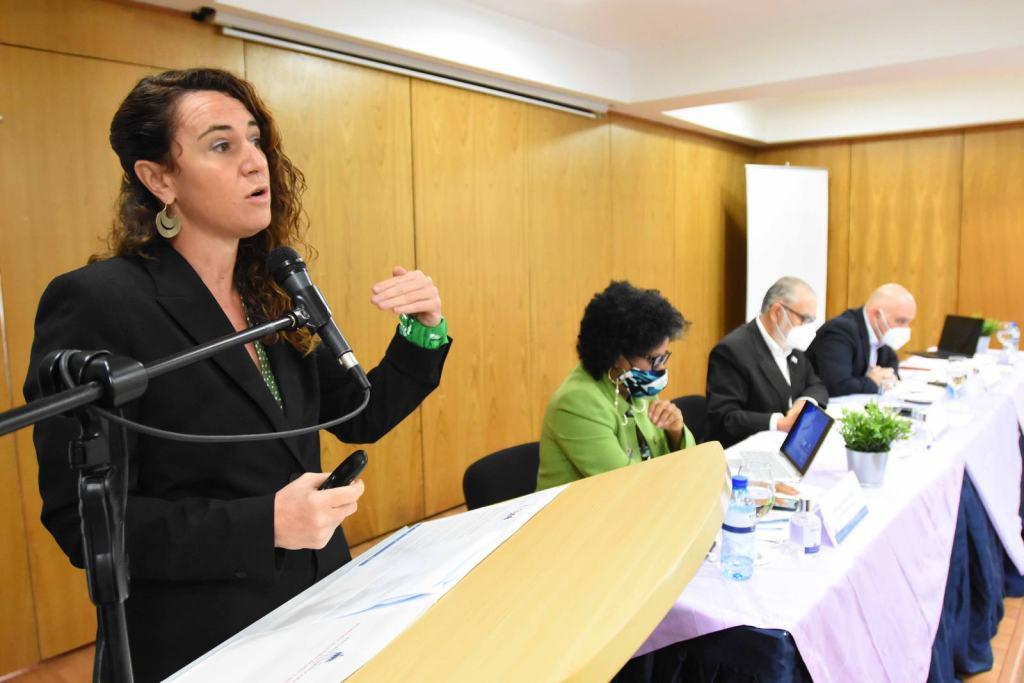 Directora de Análisis de Pobreza, Desigualdad y Cultura Democrática, Rosa Cañete