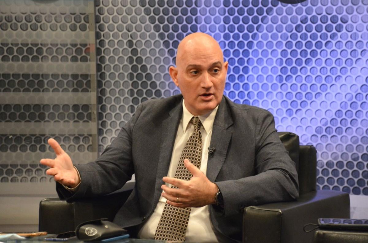 Viceministro de Planificación e Inversión Pública, Pavel Isa.