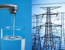 Electricity to go up by 59.2%, water 67.2%