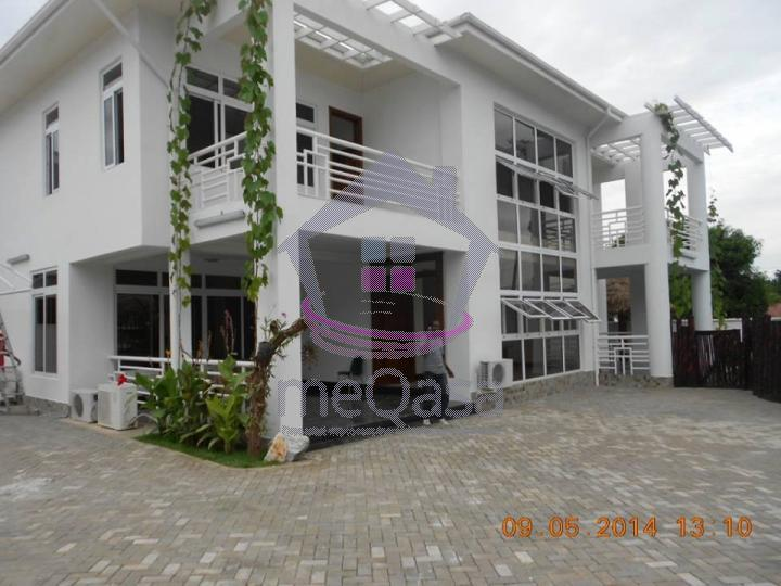 $2.5 million house for sale in Cantonments, Accra.