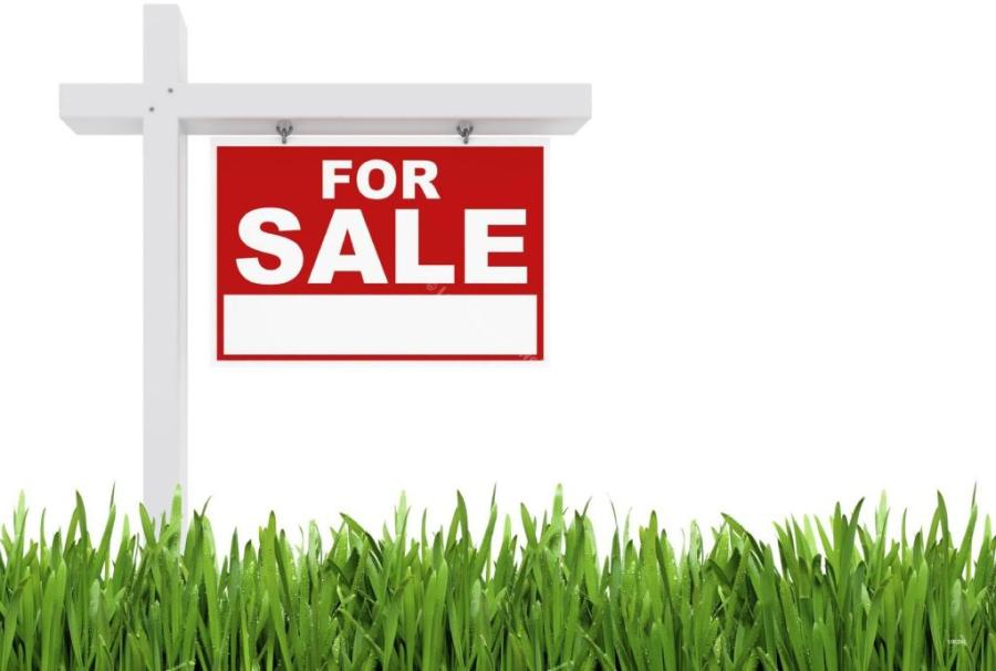 For Sale Sign on a piece of Land   Avoiding Land Litigation Issues in Ghana