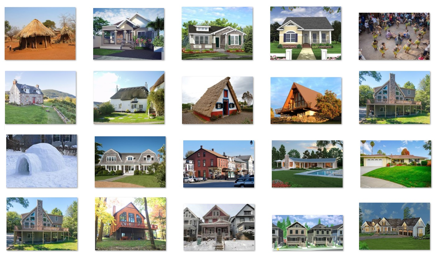 Top American House Styles Amp Designs To