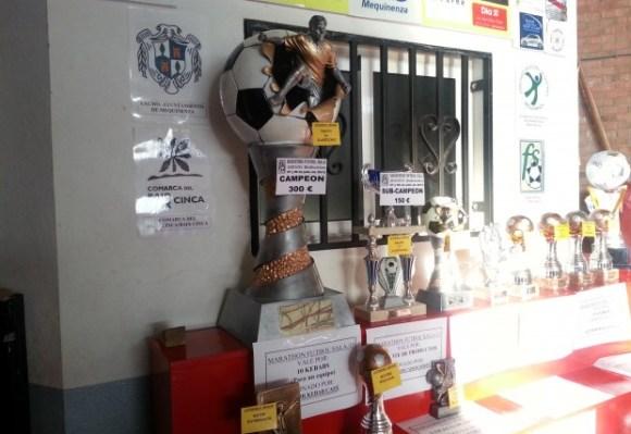 XXVIII Maratón de Fútbol Sala de Mequinenza