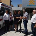 ambulancia comarca