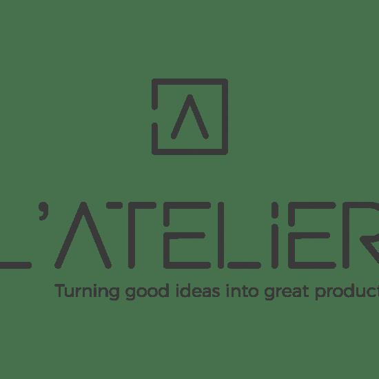 Logo L'Atelier_Logo+T+RG_L'Atelier_noir-transparent