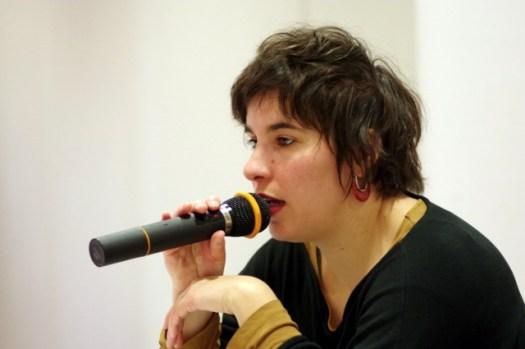 La conférence de Maëlle MAUGENDRE