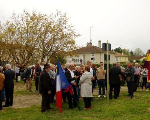 Un public nombreux à l'inauguration