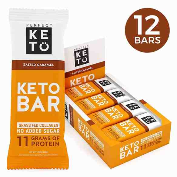 ketogenic protein bars