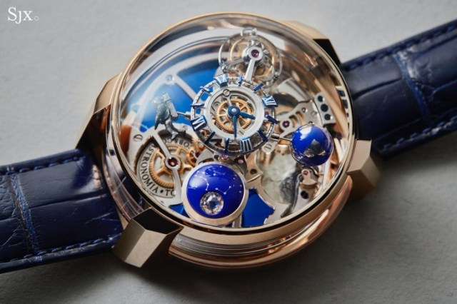 Astronomia Maestro Minute Repeater. (Foto: Watches by Sjx)
