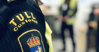 Foto: Tullverket
