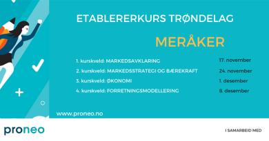 Etablerer-kurs for Gründere