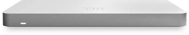 Banner Image of a Cloud Managed Security and SD-WAN MX Appliance