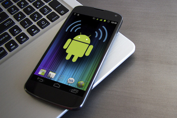 Android Wifi Hotspot