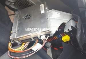Remove Install Audio Gateway Control Unit AGW N931 – MB Medic