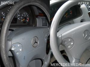 Restore Steering Wheel  How to DIY – MB Medic