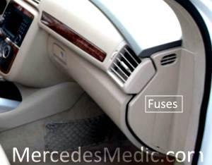 Mercedes R350 Fuse Box Diagram  Wiring Library • Inswebco