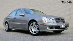 Overview W211  In Depth Review of MercedesBenz EClass