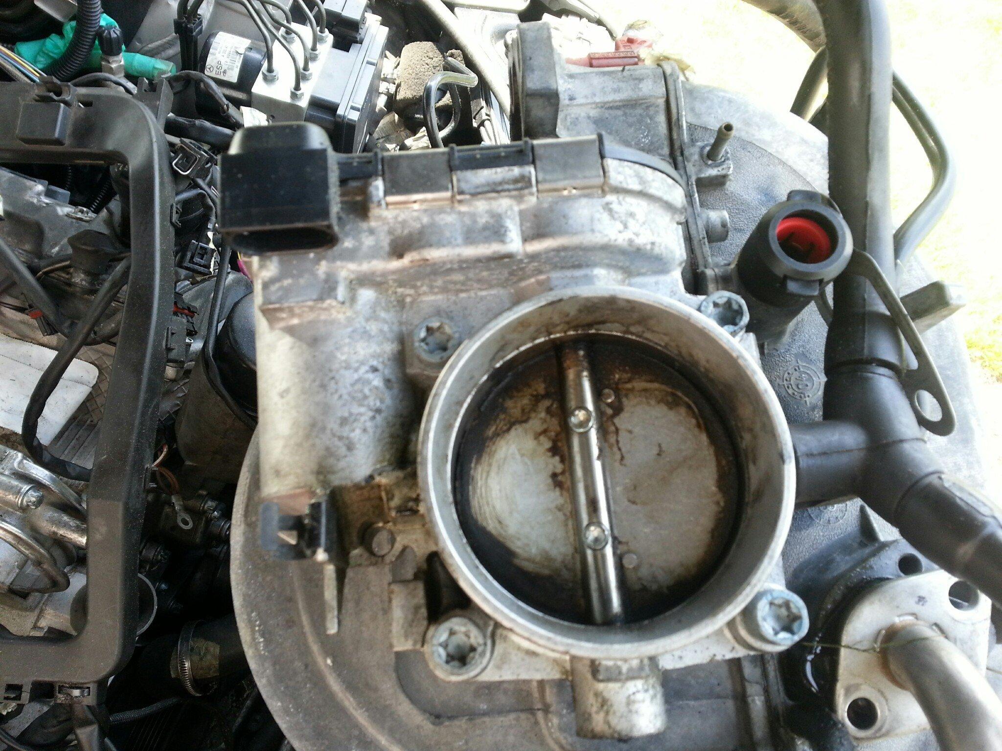 2001 Corolla Idle Control Valve Location Toyota Pcv