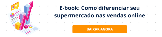 E-book: Como diferenciar seu supermercado nas vendas Online