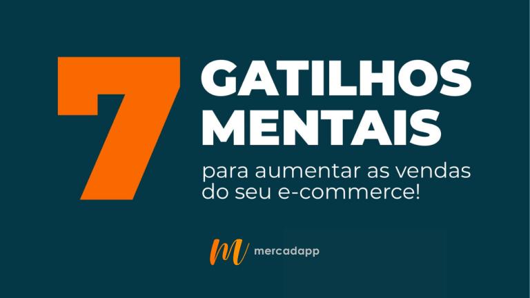 E-book: 7 Gatilhos Mentais Para aumentar as vendas do seu e-commerce!