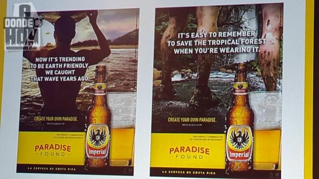 La Cerveza de Costa Rica es Imperial