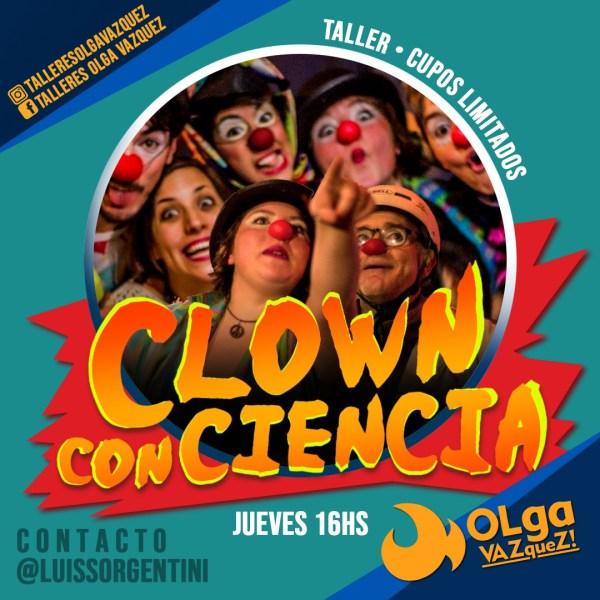 Clown con Ciencia