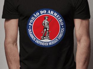 CAMISETA GUARDA NACIONAL