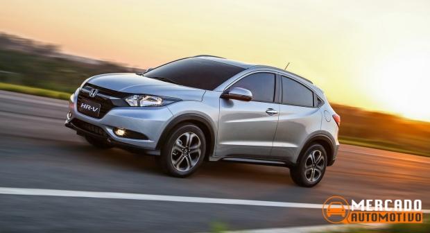 Novo HR-V, da Honda, chega a partir de R$ 70 mil