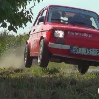 Fiat 126 Rally deixaria Colin McRae orgulhoso