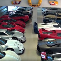 Uma das coleções de carros mais incrível do mundo
