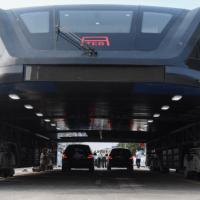 Em questão de meses, o ônibus do futuro chinês tornará em realidade